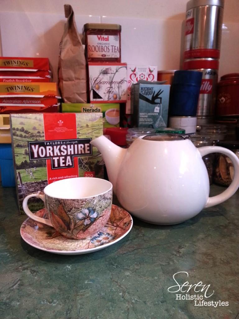 Seren 2015 tea things