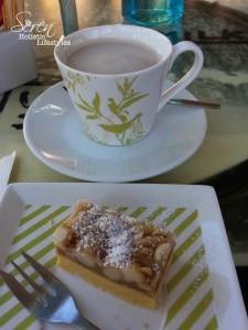 Fresh coffee & homemade cakes in Tilba.