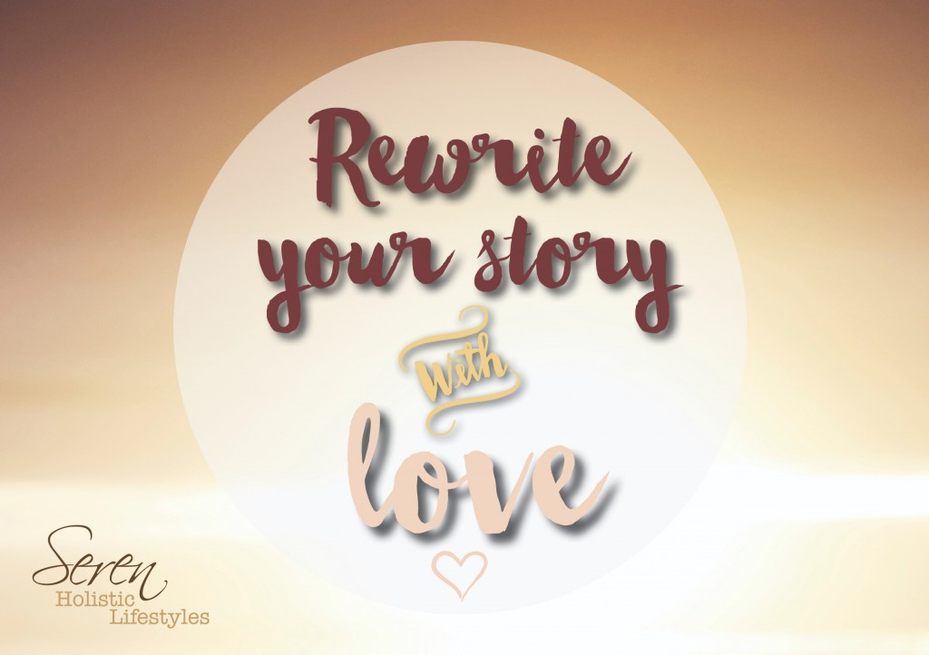 Rewrite you story with love