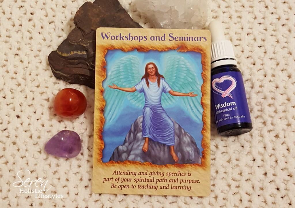 Workshops card