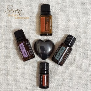 Essential Oils for staying grounded.