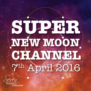 Super New Moon April