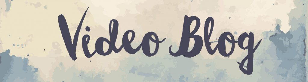 Web Video Blog Banner V2
