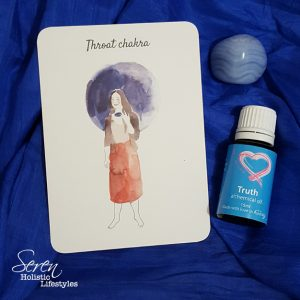 Throat Chakra August